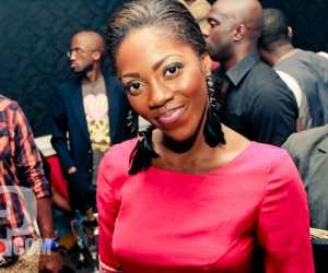 I Was Embarrassed When Banky W Saw Me Unclad On Stage - Tiwa Savage Reveals